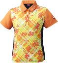 ニッタク(Nittaku)卓球フラチェックスシャツ レディース 卓球用ウェアNW2181
