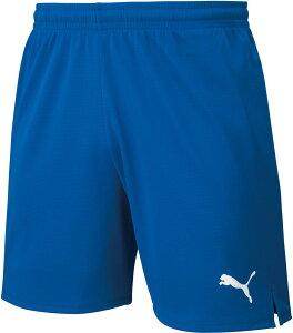 PUMA(プーマ)サッカーゲームシャツ・パンツLIGA ゲームパンツ コア ジュニア72997207TEAM ROYALエ」ロ」ー、:「M」B」レ」ー