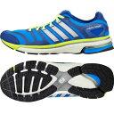 【送料無料】adidas(アディダス) ランニングシューズ メンズ ADISTAR BOOST ブルー Q33723...