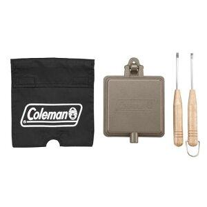 ● COLEMAN (コールマン) キャンプ用品 ファミリークックウェア ホットサンドイッチクッカー 170-9435