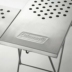 ● 【送料無料】 COLEMAN (コールマン) キャンプ用品 バーベキューアクセサリー キャンプ用品 ファイアープレイステーブル 2000010397