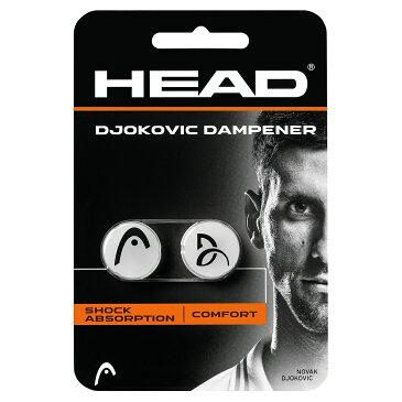 HEAD (ヘッド) ラケットスポーツ グッズアクセサリー DJOKOVIC DAMPENER WH 285704