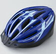BRIDGESTONE (ブリジストン) バイク 自転車 ジュニアヘルメット AIRIO CHA5660 BU ジュニア L ブルー 4977716067824