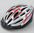 BRIDGESTONE (ブリジストン) バイク 自転車 ジュニアヘルメット AIRIO CHA5660 SV ジュニア L シルバー 4977716067862