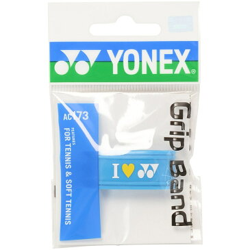 YONEX (ヨネックス) ラケットスポーツ グッズアクセサリー グリップバンド ライトブルー AC173