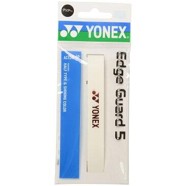 YONEX (ヨネックス) ラケットスポーツ グッズアクセサリー エッジガード5 シャインレッド AC158-1P