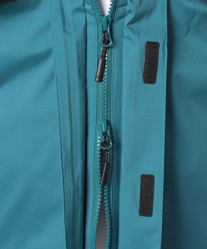 TARAS BOULBA(タラスブルバ) トレッキング アウトドア レディースレインウェア レインスーツ 2.5 レディース ブルー/ネイビー TB-Y18-401-001 BLN