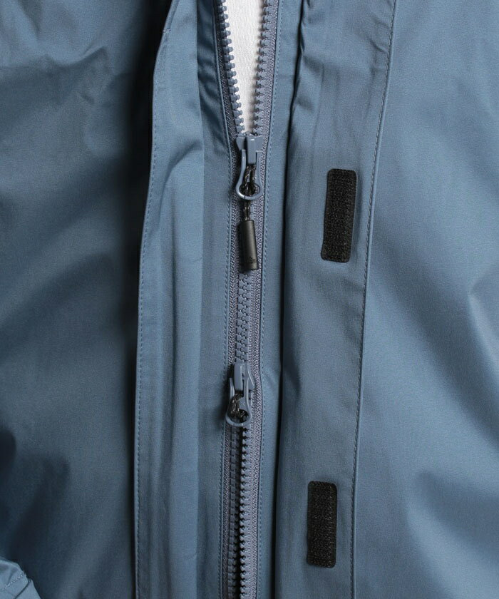 TARAS BOULBA(タラスブルバ) トレッキング アウトドア メンズレインウェア レインスーツ 2.5 メンズ ブルー/ブラック TB-Y18-401-001 BLB