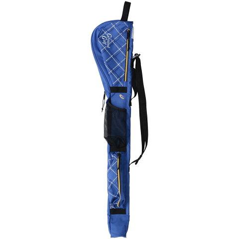 ASICS (アシックス) グラウンドゴルフ クラブケース マルチクラブバツグ(1ポンヨウ) F ブルー GGG871