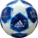 ● 【送料無料】 adidas (アディダス) フットサルボール フィナーレ 18-19 シーズン フットサル 青 フットサル4号球 青×白 AFF4400BW その1