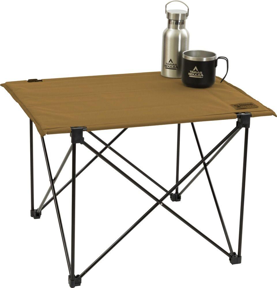 アルパインデザイン コンパクトアルミロールテーブル