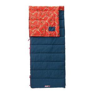 ● コールマン(COLEMAN) コージーII/C5(オレンジ) キャンプ用品 寝袋 スリーピングバッグ 封筒型 オレンジ 2000034772