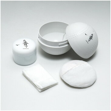 MIZUNO (ミズノ) 爽香守ボール型ケース入りお手入れセット 野球 グローブオイルアクセサリー 1P 1GJYG56700