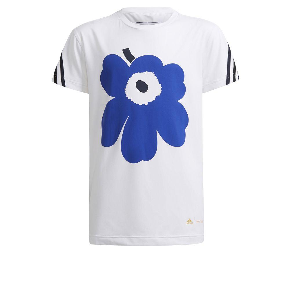トップス, Tシャツ・カットソー adidas () T YG MARIMEKKO TEE T JEV09 H38845