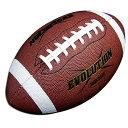 (人工皮革)公式サイズ アメリカンフットボール EVOLUTION COMPOSITE LEATHERアメフト公式試合用と同じサイズのボール