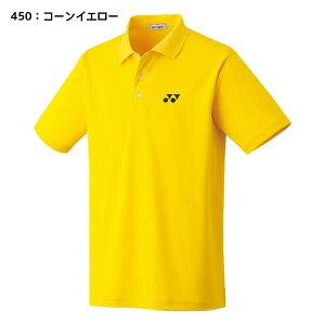 23%OFFポイント2倍YONEX(ヨネックス)ポロシャツ半袖10300ソフトテニスウェア&バドミントンウェア【テニスウェアバトミントンヨネックスバトミントンウェアヨネックス軟式テニステニスポロシャツゲームシャツユニフォーム吸汗速乾】2018SS