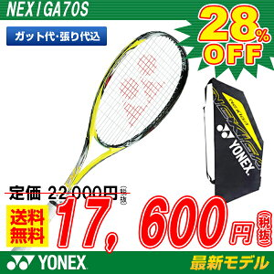 ソフトテニス ラケット ヨネックス ネクシーガ