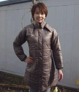 <特価>MIZUNO(ミズノ) レディース/ブレスサーモ仕様 ハーフコート A75NK893