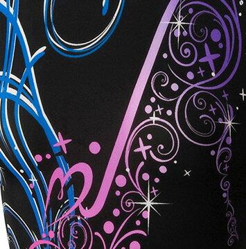 【Disney/プリンセスシリーズ】【N2MA6282】ミズノ(mizuno)レディース競泳水着【StreamAqucela】ローカット(オープン)2016年春夏モデル【あす楽】