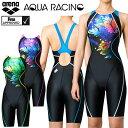 競泳水着 コスチューム REALISE リアライズ 【N-0331BCbig】バイカラートライアングルバックスイムスーツ /Bicolor Triangle Back Swimsuit(Wカレンダー加工) 4Lサイズ【送料無料】【売れ筋】【オススメ】