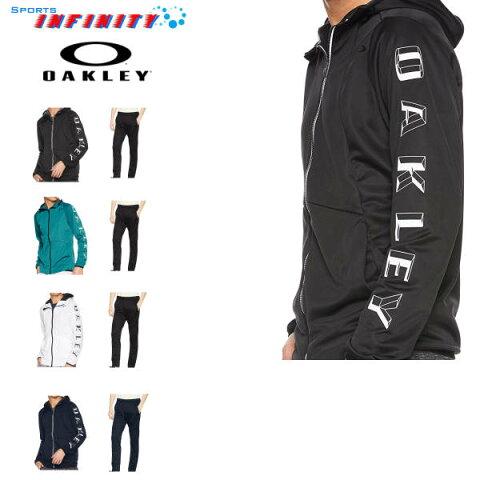 【30%OFF】【返品・交換不可】OAKLEY(オークリー)!『ENHANCE OUTSPOKEN Jacket 9.0&Pants9.0』ジャージ上下組 <434382JP-422550>