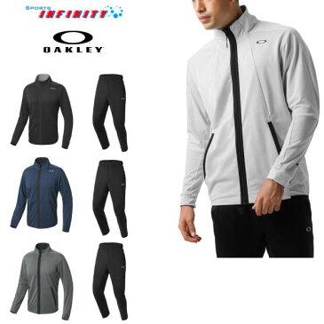 【送料無料】OAKLEY(オークリー)!『Enhance Technical Serge Jacket 1.7&Pants 1.7』スポーツウエア上下組 <434294JP-422500JP>