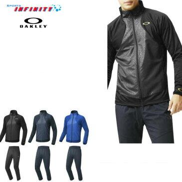 【30%OFF】【返品・交換不可】OAKLEY(オークリー)!『Enhance Technical Jersey Jacket 7.3&Pants 7.3』ジャージ上下組 <434073JP-422341JP> 【ウェア】【男性用】【メンズ】【スポーツ】