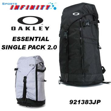 【送料無料】OAKLEY(オークリー)! バックパック 『ESENTIALSINGLEPACK2』 <921383JP>