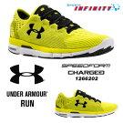 【送料無料】UNDERARMOUR(アンダーアーマー)!ランニングシューズ『UAスピードフォームスリングショット』<1266202>【トレーニング】【ジョギング】【靴】【スポーツ】