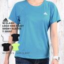 【ポイント10倍 4/14〜16】アディダス adidas レディース Tシャツ W 定番ロゴワンポイント半袖Tシャツ DV2241/DV2242/DV2243/DV2244/DV2245