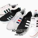 アディダス adidas スニーカー メンズ シューズ 靴 ADIPACE VS アディペース VS EE7838 EE