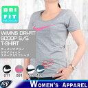 メール便 ナイキ NIKE ウィメンズ ドライ DRI-FIT スクープ S/S Tシャツ 894664-011/091/101/474