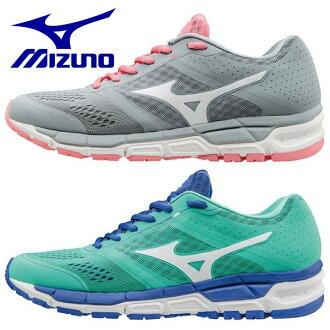 美津濃同步 MX (W) 基於土地的鞋類 / 婦女的慢跑鞋