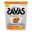 【大きなカラダづくりに!】 ザバス ウエイトアップ バナナ味 1袋(1260g)  【SAVAS-ザバス】 サプリメント/プロテイン