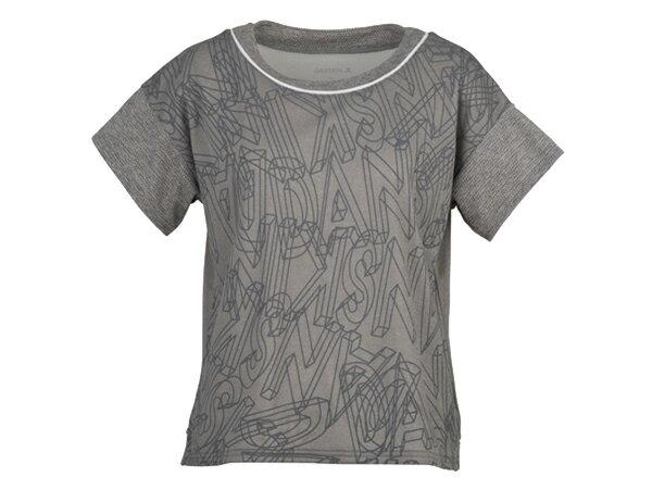 ダンスキン:【レディース】ワイドT【DANSKIN Tシャツ トレーニング フィットネス】