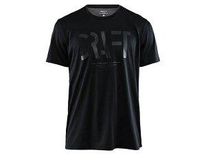 クラフト:【メンズ】EAZE SS CRAFT MESH TEE【CRAFT スポーツ トレーニング 半袖 Tシャツ】【あす楽_土曜営業】【あす楽_日曜営業】 【191013】