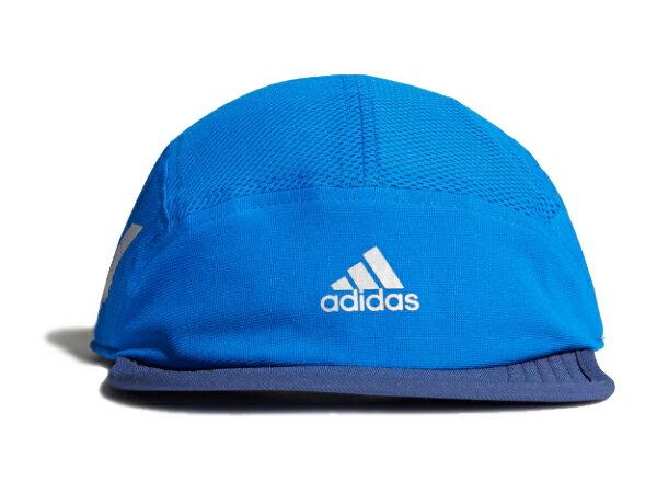 アディダス: メンズ&レディース AEROREADYファイブパネルリフレクティブランニングキャップ adidasスポーツ帽子キャ