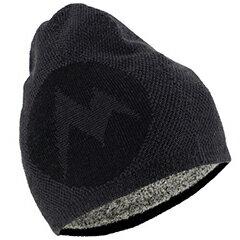 マーモット Marmot 【UV CUT】 バーズアイジャガード ニットキャップ 帽子 BIRDS-EYE JACQUARD KNIT CAP TOAQJC53-BK