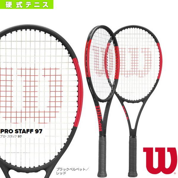 【テニス ラケット ウィルソン】PRO STAFF 97/プロスタッフ 97(WRT731510)