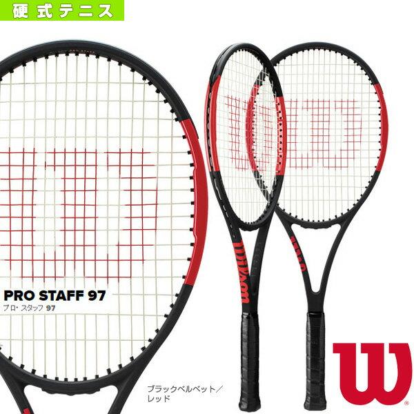 【テニス ラケット ウィルソン】PRO STAFF 97S/プロスタッフ 97S(WRT731610)