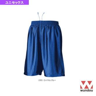 [商店裏面的全物品點數5倍!]※3/8 22:00~3/9 1:59][wundou(undo)籃球服裝(男子的/Uny)]籃球褲子/男女兩用(P-8500)