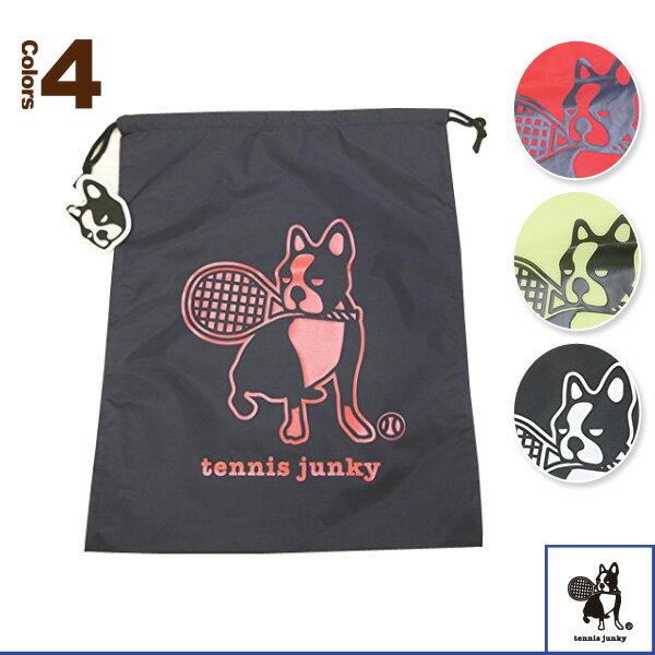 【テニス バッグ テニスジャンキー】Tennis Junky/シューズ袋(TJ16533)