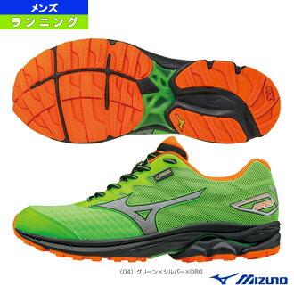 [美津濃跑步鞋]波騎手20 G-TX/WAVE RIDER 20 G-TX/人(J1GC1774)