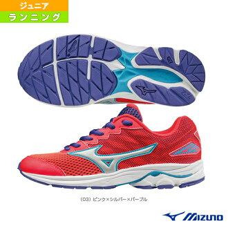 [美津濃跑步鞋]小波騎手20 Jr/WAVE RIDER 20 Jr/(K1GC1725)