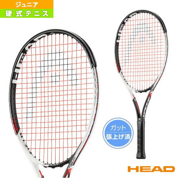 【テニス ジュニアグッズ ヘッド】SPEED JR. 25/スピード ジュニア 25(233417)