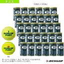 【テニス ボール ダンロップ】 FORT(フォート)/令和ボール/『2球入×30缶』(DFDREIWAYL2DOZ)