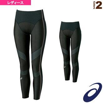 運動內衣,壓縮的 ASIC /asics 穿長褲襪 CR / 女子 (XA3623)