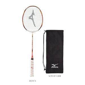 ミズノ/MIZUNO LUMINASONIC 5 IN(7TB20501)【送料無料】【バドミントンラケット】【送料無料】...