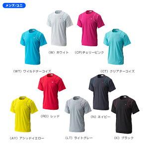エレッセ/ellesse ユニセックスゲームシャツ(ETS02149)【テニス・バドミントンウェア(メンズ...