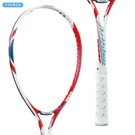 【ソフトテニス ラケット ゴーセン】アクシエス 500SP(SRA5S)